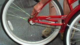 Beachbikes.com - Difference between an Internal Gear Bicycle Hub & External Bicycle Gear Derailer?