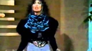 Loredana Bertè - Io resto senza vento (Domenica In 1980)