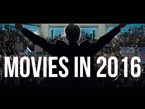 Movies in 2016 - Mashup Movie Trailer