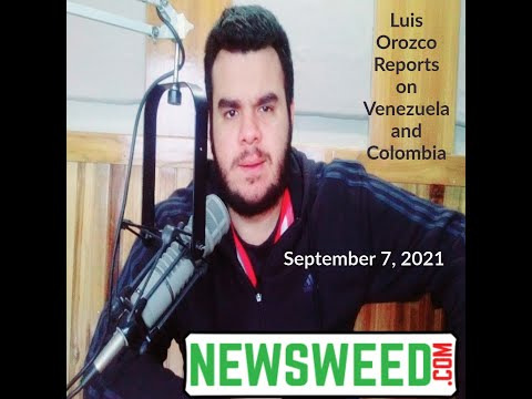 Luis Orozco reports from Colombia NEWSWEEED