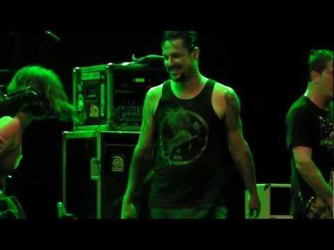 """Strung Out - """"Too Close too See"""" (Live@Union Transfer) 8/5/2012"""