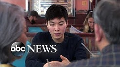 Young man comes out as gay to his traditional Asian parents l What Would You Do?