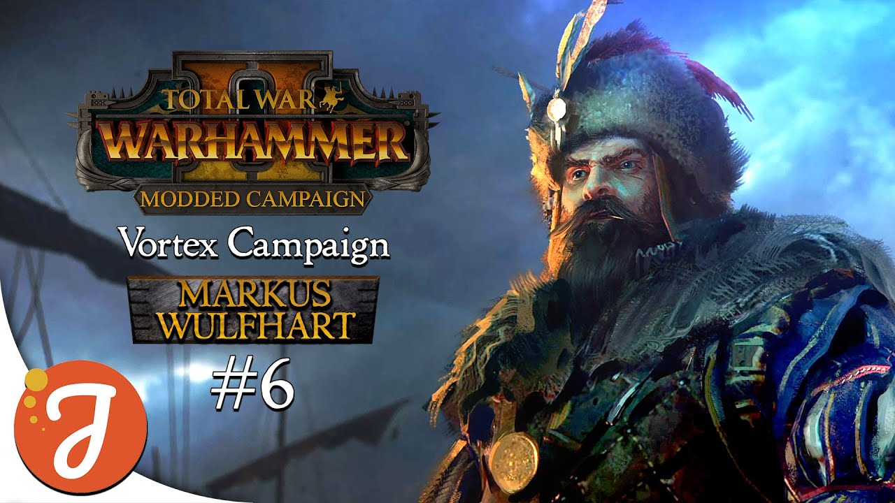Leading Lizards In Circles Markus Wulfhart Campaign 06 Total War Warhammer Ii Youtube Warhammer iinakai the wanderer buffs when? youtube