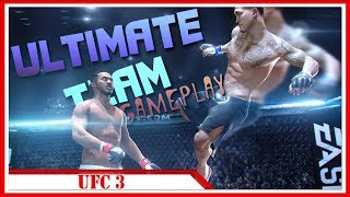 GAMEPLAY — UFC 3 ULTIMATE TEAM