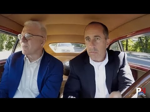Jerry Seinfeld Is Being Sued Over 'Comedians In Cars Getting Coffee'