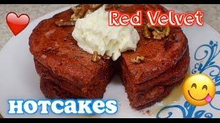 HotCakes Red Velvet