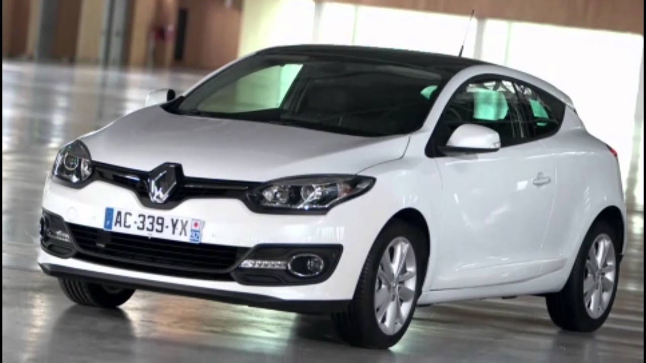 2013 renault megane coupe review automototv youtube. Black Bedroom Furniture Sets. Home Design Ideas