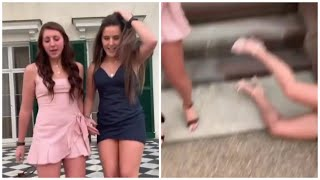 Sexy & Stupid Girls Fails Compilation   Try Not To Laugh   Best Funny Fails