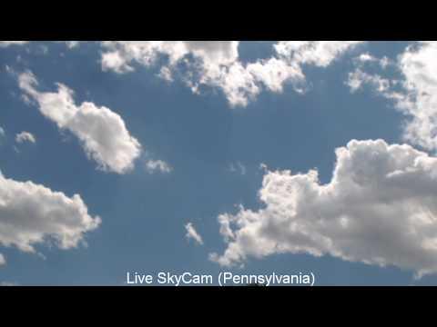 Live Skycam From Pennsylvania (Beta Test)