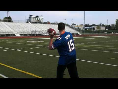 Tim Tebow New Throwing Motion Quarterback Florida Gators 2010 NFL Draft