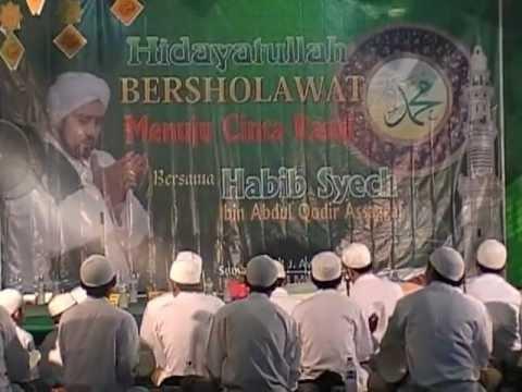 Ya Abal Hasanain live Hidayatullah Bersholawat bareng Ahbabul Musthofa Kudus