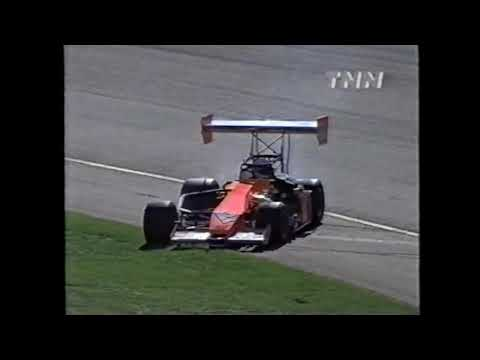 1999 Copper World  Classic - Supermodified Race