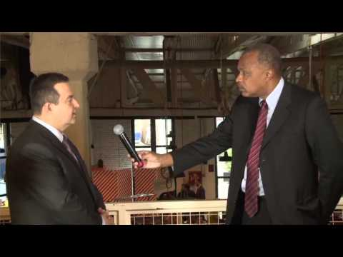 Interview with Mr. Ivica Dacic - UN Day Celebration 2014 (Live stream)