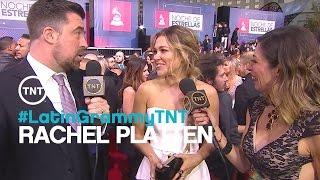 Premios Latin Grammy 2016 | Entrevista a Rachel Platten