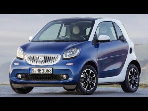 New Smart Car Maintenance Light Reset