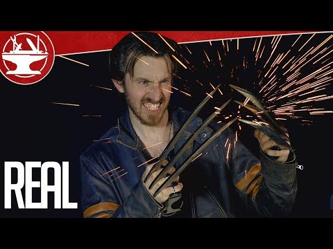 Electrified Wolverine Claws: HOW DEADLY ARE THEY? from YouTube · Duration:  6 minutes 30 seconds