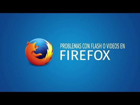 Cómo resolver problemas de Flash o Video en Firefox: #MiniserieFirefox Ep.4 Plugins