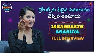 Jabardasth Anchor Anasuya Exclusive Interview | అనసూయ ఇంటర్వ్యూ | The Aadhan Show [S1E7]