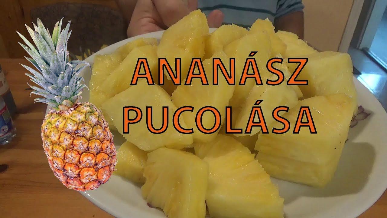 Az ananász segít a férgektől,