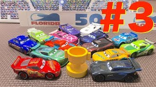 Disney Pixar Cars 3 Grand Prix : Race : 3rd preliminaries : TOMICA