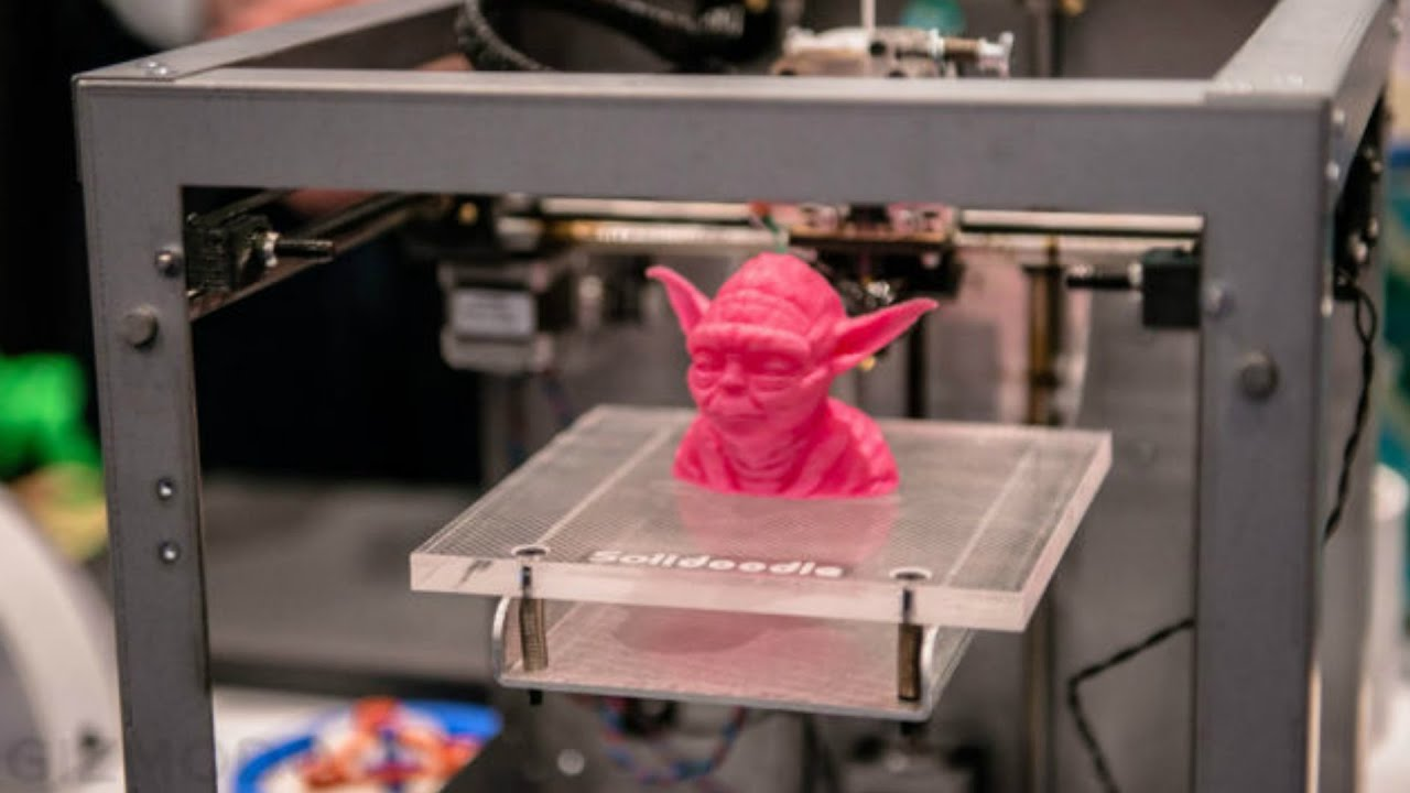 Top 5 best 3d printers you should buy in 2018 youtube for Best buy photo printing