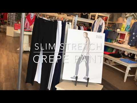Shepherd's Wardrobe Wednesday- The Slim Stretch Crepe Pant