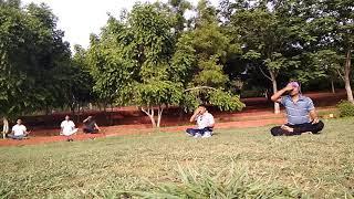 Nakshatra Society Yoga at त्रिवेणी आश्रम