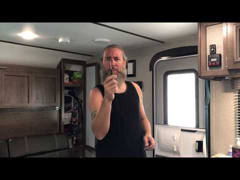 How to clean your RV AC filter