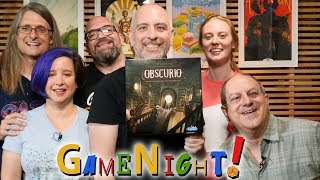 Obscurio - GameNight! Se7 Ep21
