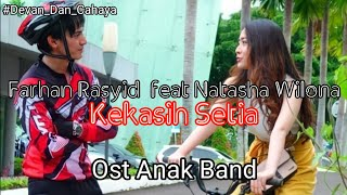 Kekasih Setia - Anandito feat Ashira Zamita (Official Lyrics Video) | Lagu Ost Anak Band Sctv