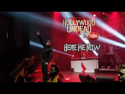 HOLLYWOOD UNDEAD *HEAR ME NOW* @ THE PLAZA LIVE ORLANDO (10/3/17)