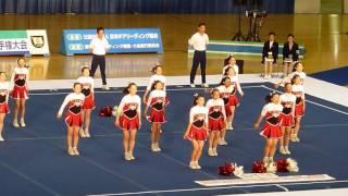 日本大学第一中学校 BRIGHTS 関東チアリーディング選手権2016