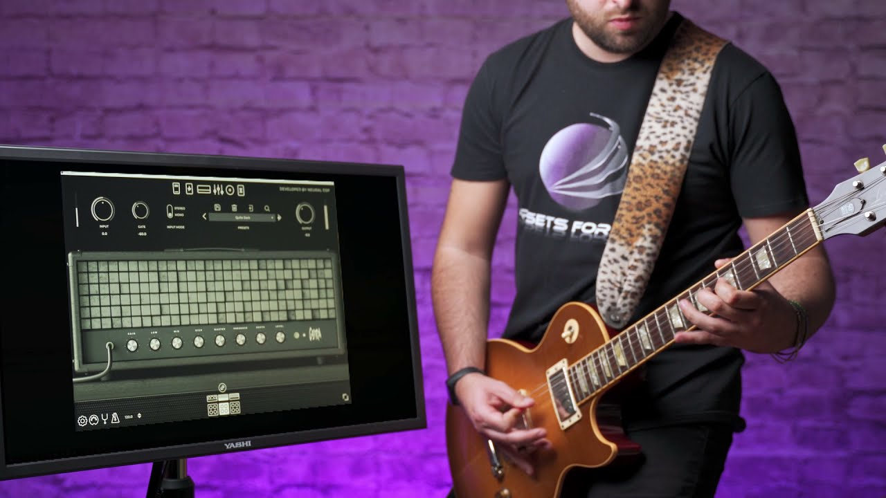 INSURGENT Guitar Presets Pack - for Neural DSP Archetype: GOJIRA