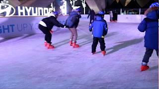 동대문 DDP 스케이트장 슬로우모션