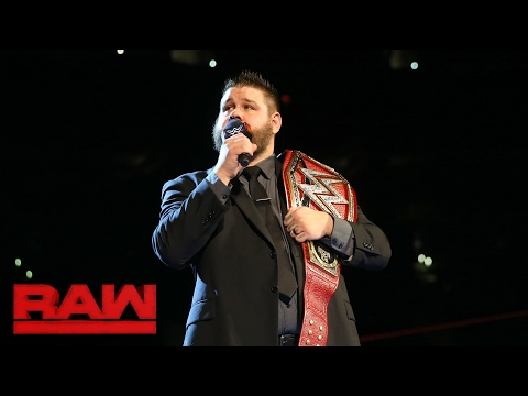 Kevin Owens explains himself: Raw, Feb. 20, 2017