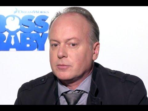 Tom McGrath: THE BOSS BABY