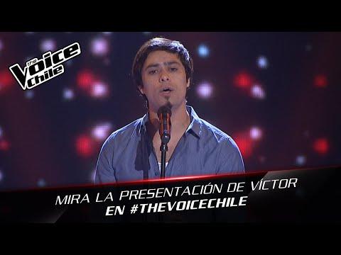 The Voice Chile | Víctor Vera - Como la cigarra