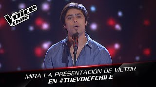 The Voice Chile | Víctor Vera - Como la cigarra