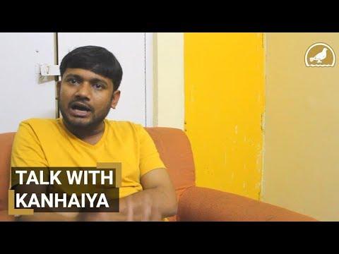 Interview with Kanhaiya Kumar