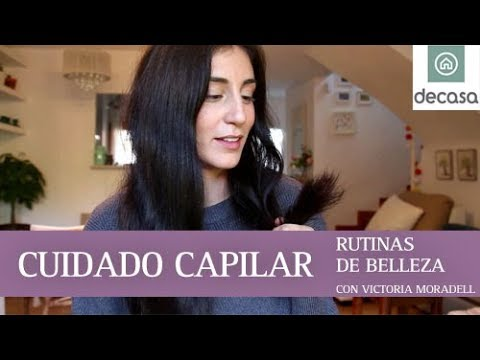 PELO SANO Y BONITO | Rutinas de belleza con Victoria Moradell