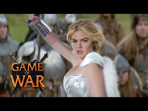 Game of War: Live Action Trailer -