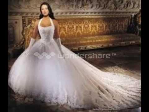 Brautkleider  Hauser von Wedding - YouTube
