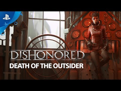 Dishonored - Death of the Outsider PS4 Preview | E3 2017