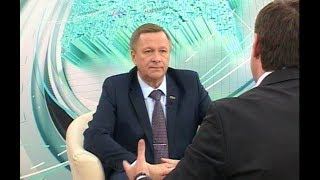 """Интервью с главным редактором """"Гомельской правды"""" Сергеем Беспалым"""
