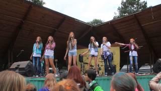 ALFA KIDS- НА ДЕСЕРТ (cover Open Kids)