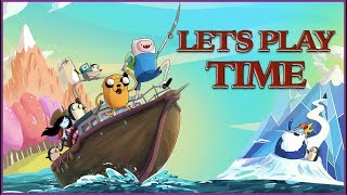 Better Than I thought it'd be... 'Adventure Time: Pirates of the Enchiridion' Live Stream