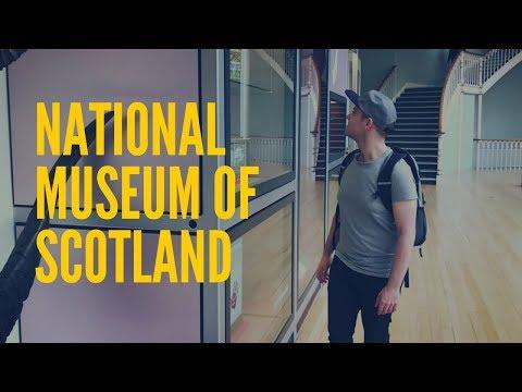 The Gems Of National Museum Of Scotland | Edinburgh