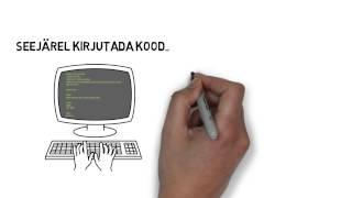 Õpi rakendusinformaatikat!(Oled sa kunagi mõelnud, kuidas tehakse arvutimänge või telefonirakendusi? Esiteks on vaja ideed! Seejärel kirjutada kood ning teha kujundus! Ka sinust võib ..., 2014-04-23T14:07:16.000Z)