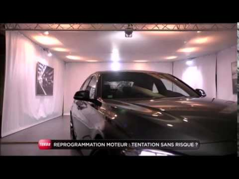 reportage turbo reprogrammation moteur m6 youtube. Black Bedroom Furniture Sets. Home Design Ideas