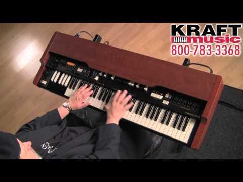 Kraft Music - Hammond XK-3c Organ Performance with Scott May and Christian Cullen